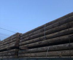 重量物輸送木材